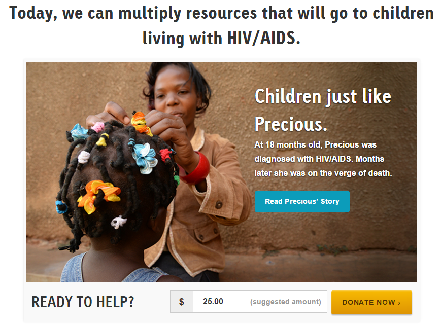compassion-international-donation-page